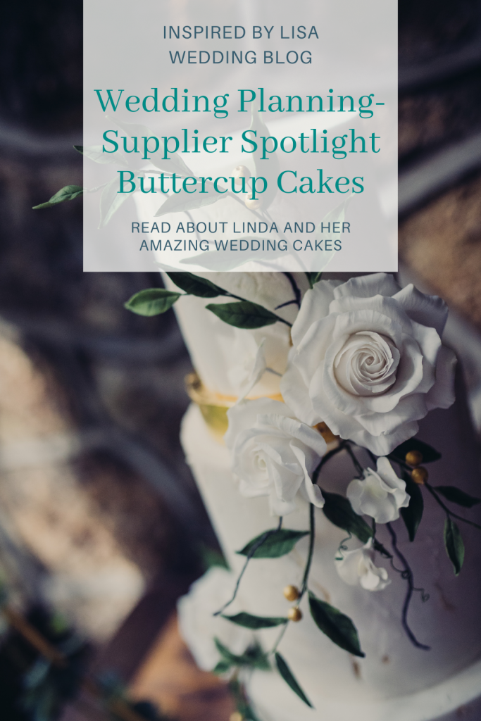 wedding planning graphic wedding supplier spotlight buttercup cakes