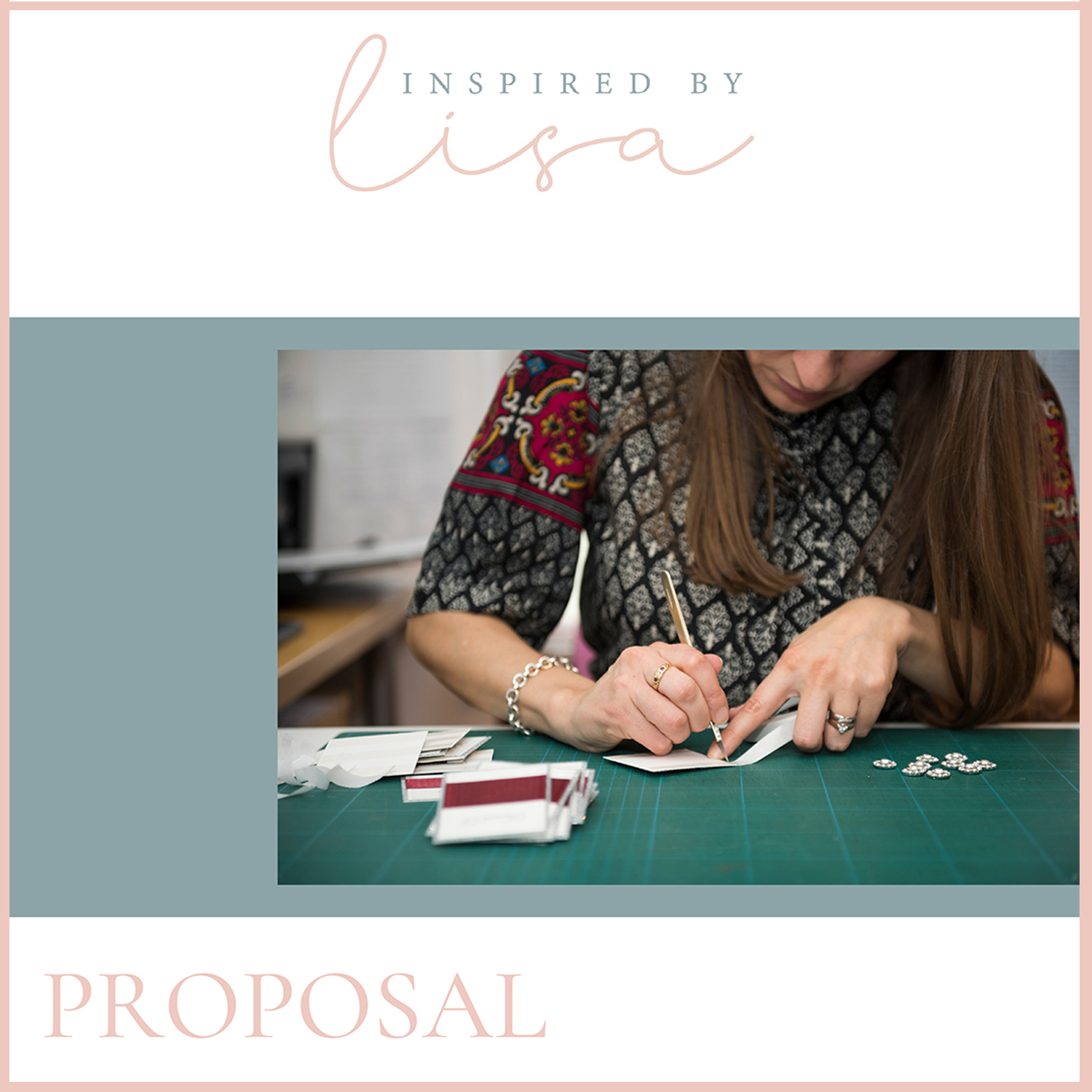 wedding invitation order proposal graphic image of hands making